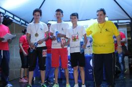 Carrera Atlética 2016