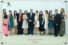 Grados agosto 2014